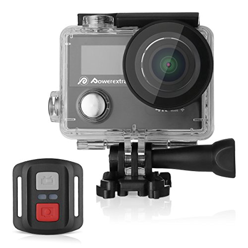 Powerextra Camera Sport 4K Caméra