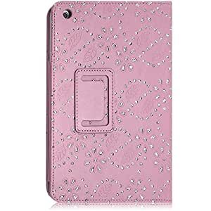 Seluxion - Housse Etui Universel S style Diamant couleur rose pour Tablette Acer Iconia One 7 B1-760HD