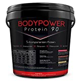 Body Power 5K Protein 5kg Eimer, Schoko