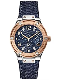 Guess Analog Blue Dial Women's Watch - W0289L1