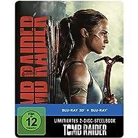 Tomb Raider 3D Steelbook
