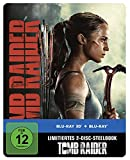 Tomb Raider 3D Steelbook (exklusiv bei Amazon.de)   Bild