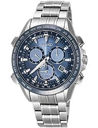 Reloj Seiko Astron Sse005j1 Hombre Azul