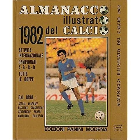 Almanacco illustrato del calcio 1982