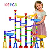 Marble Run Super Set - 109 Pieces