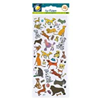 Craft Planet Fun Stickers - Dogs