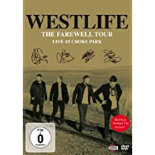 Westlife: The Farewell Tour - Live at Croke Parkt DVD