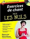 exercices de chant pour les nuls de el?onore jost vincent bonzom 25 ao?t 2011