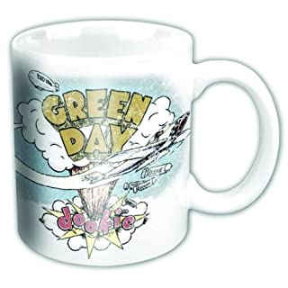 Green Day - Dookie Boxed Mug - Tasse im Geschenkkarton by Green Day Dookie Boxed Mug (B00QUHB2GS) | Amazon Products