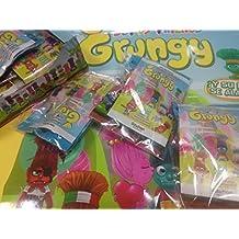 Grungy muñecos de la jungla Pack completa 3 unidades