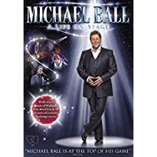 Coverbild: Michael Ball - A Life On Stage