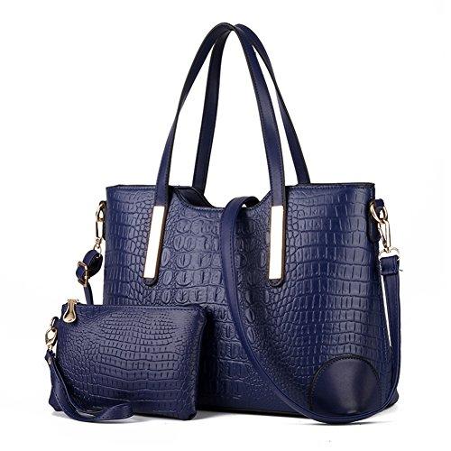 Nuovo stile borsetta/Borsa a tracolla diagonale singola/Borsa tempo libero/Borsa da donna/Coccodrillo modello bag-B B