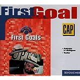 First Goals : Anglais, CAP Tertiaires et industriels (CD audio)