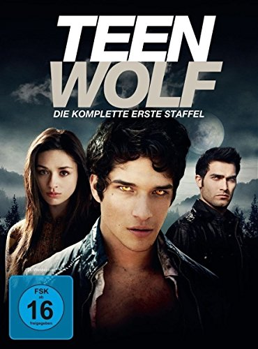 Teen Wolf - Staffel 1 (Softbox) (4 DVDs)