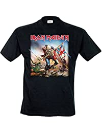 Collector's Mine Iron Maiden-Trooper - T-shirt - Homme