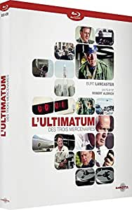 L'Ultimatum des trois mercenaires [Blu-ray]