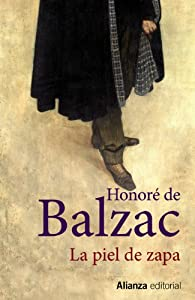 La piel de zapa par Honoré de Balzac