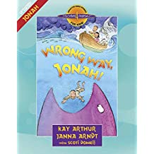 Wrong Way, Jonah! (Discover 4 Yourself Inductive Bible Studies for Kids (Paperback))