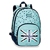 Pepe Jeans Cuore Backpack 45cm Double Compartment Adaptable to Trolley