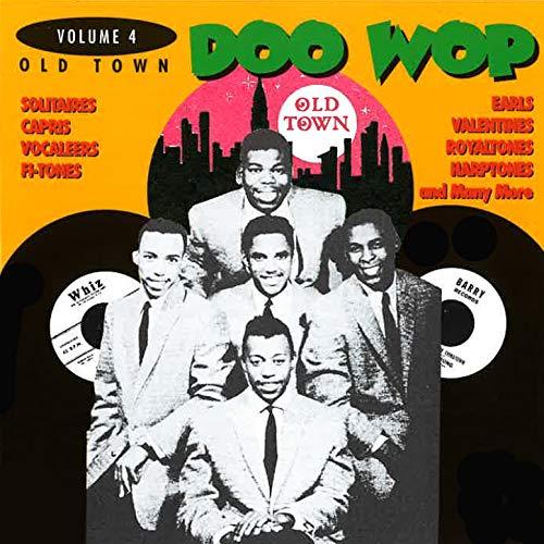 Old Town Doo Wop, Vol. 4