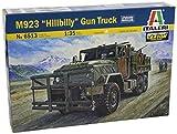"""Modello Mezzo militare M923 """"Hillbilly"""" Gun Truck Scala 1:35"""
