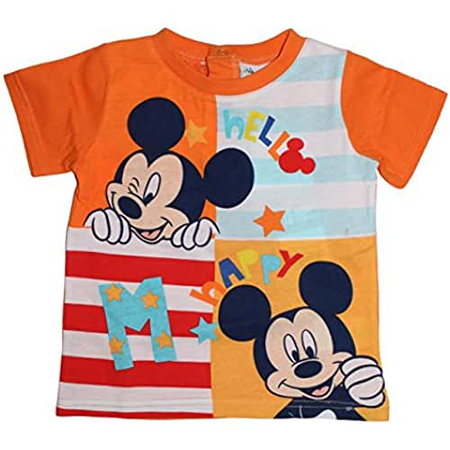 Disney - Camiseta - para bebé niño