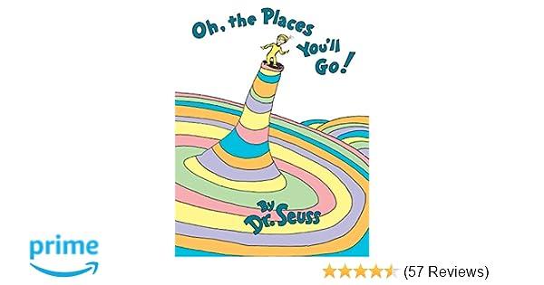 Oh, the Places You\'ll Go! (Classic Seuss): Amazon.de: Dr. Seuss ...