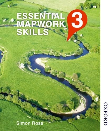 Essential Mapwork Skills 3 by Ross, Simon (August 23, 2013) Spiral-bound