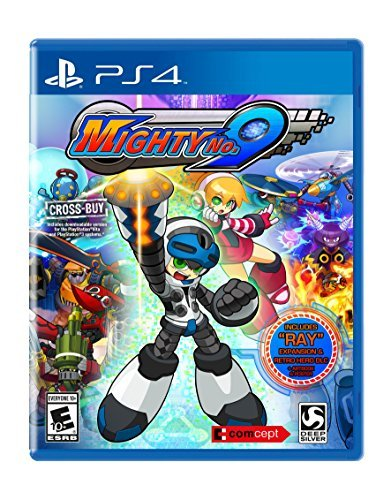 Mighty No. 9 - PlayStation 4 by Deep Silver