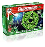Supermag Glow (66 Pieces)