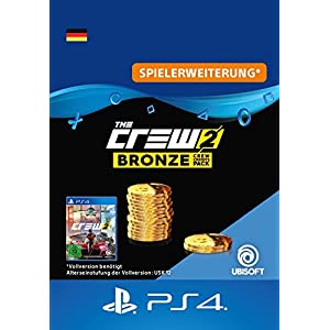 The Crew 2 – Bronze Crew Credits DLC | PS4 Download Code – deutsches Konto