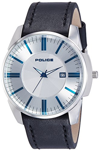 Police Analog White Dial Men's Watch-PL14384JS04J
