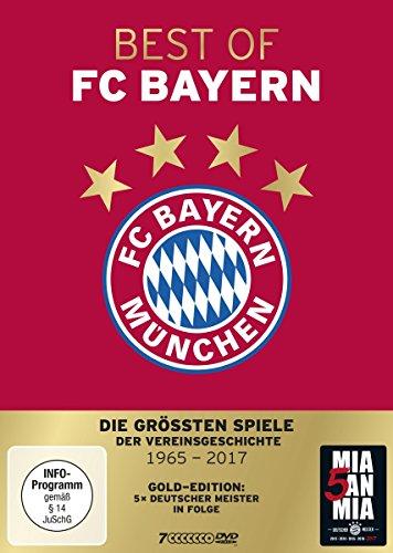 Bild von Best of FC Bayern München - Gold Edition (7 DVDs)