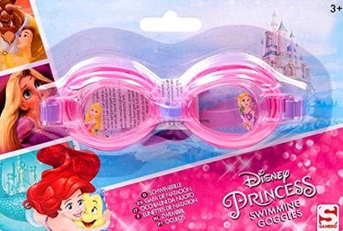 TV-24 Kinder-Schwimmbrille mit Figuren Disney Princess Neu OVP