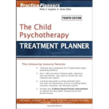 The Child Psychotherapy Treatment Planner (PracticePlanners) by Arthur E. Jongsma Jr. (2006-10-31)