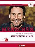 Menschen A2: Deutsch als Fremdsprache / Intensivtrainer mit Audio-CD