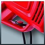 Einhell-3433300-GC-El-2500-AspirafoglieSoffiatore-2500-W-230-V-Sacco-di-raccolta-da-40-l-circa-Nero-Rosso