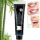 Aktivkohle Zahnpasta, Für weiße Zähne und...
