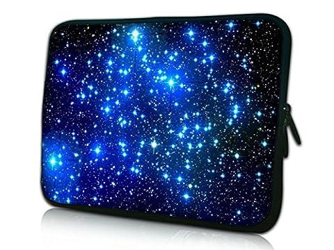 Sidorenko Schutzhülle für Laptops mit einer Bildschirmdiagonale von 38,1-39,6 cm (15-15,6 Zoll) neopren max. Geräteabmessungen 38 cm x 28 cm