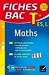 Fiches bac Maths Tle ES, L: fiches de...