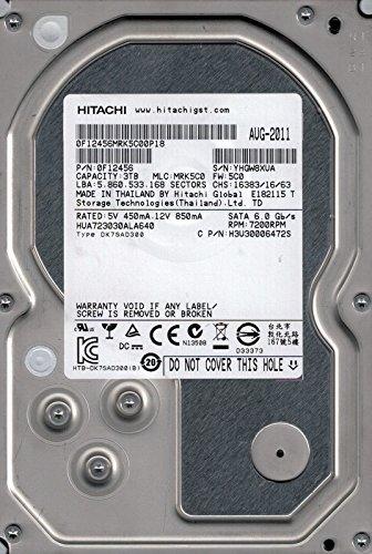 Preisvergleich Produktbild Hitachi HUA723030ALA640 P / N: 0 F12456 MLC: mrk5 C0 3TB