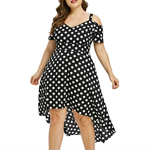 Frauen böhmischen Sommerkleid Größe Chiffon Floral bedruckte V-Ausschnitt mit kurzen Ärmeln Maxi Sleeve Schmetterling Abendkleid Größe L-5XL - Schürze Tankini