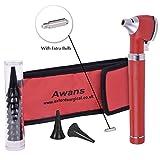 Awans - Otoscope de Poche Compact pour Vétérinaire ENT