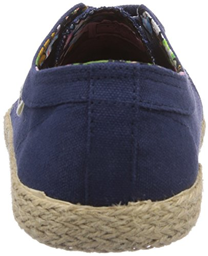 Globe Red Belly, Baskets Basses Mixte Adulte bleu (navy espadrille 13201)