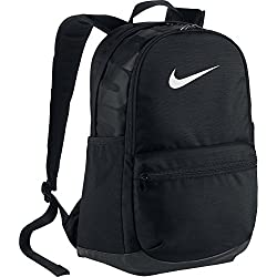 Nike Nk Brsla M Bkpk Mochila, Hombre, Negro Black/White, Talla Única
