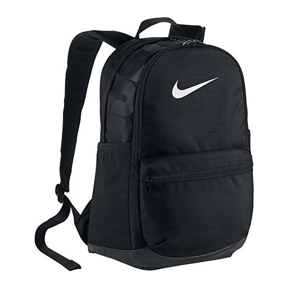 Nike Unisex Backpack (Black/Black/White)