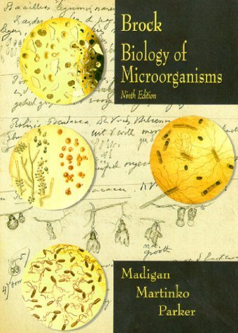 Brock Biology of Microorganisms by Michael T. Madigan (2000-01-15)