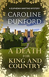 A Death for King and Country: A Euphemia Martins Murder Mystery (Euphemia Martins Mysteries Book 7)