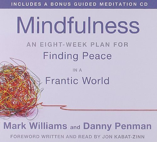 ({MINDFULNESS: A PRACTICAL GUIDE TO FINDING PEACE IN A FRANTIC WORLD}) [{ By (author) J. Mark G. Williams, By (author) Dr. Danny Penman, Read by J. Mark G. Williams }] on [May, 2011]