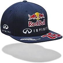 Red Bull - Gorra de visera plana de Daniil Kvyat, 2015